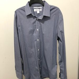 """Old Navy"" Long Sleeve Button Up Shirt"